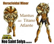 Titan Atlas Mantus